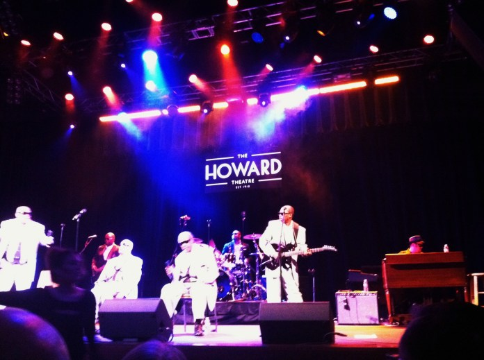 The Blind Boys of Alabama live at the Howard Theatre, Washington, DC May 18th, 2013, photo by Joseph P. McRedmond
