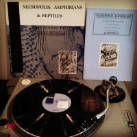 """Necropolis, Amphibians & Reptiles"" - The Music of Adolf Wolfli Performed by Graeme Revell (SPK), Nurse With Wound, and Deficit Des Annes Anterieures"