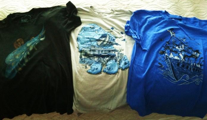 Jon Wye T-Shirts