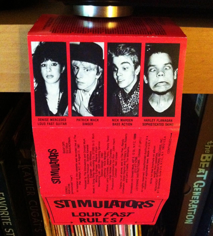Stimulators - ROIR Cassette