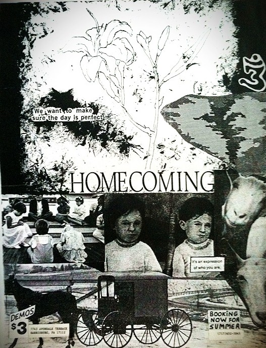 Another Homecoming flyer, 1987