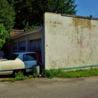 Sometimes a 4 car garage just isn't enough.