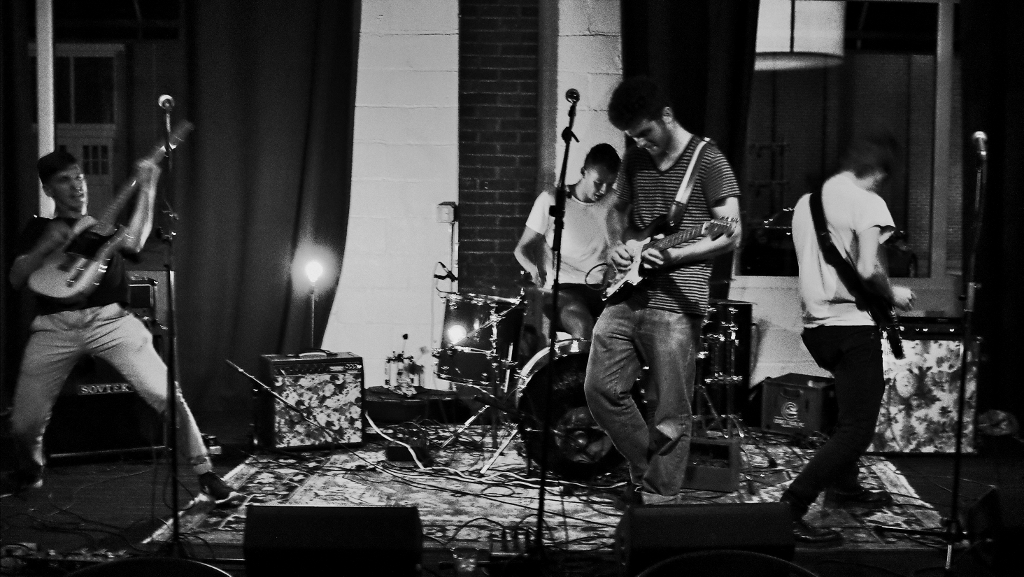 Manatree at The Millworks, Harrisburg, PA - 9/21/15. Photo by Expanding the Bookends of Now